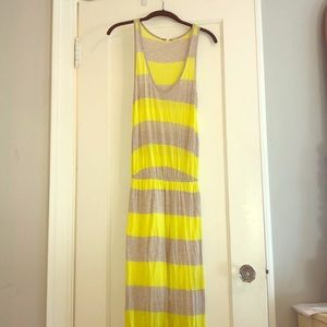 Joie Cotton Maxi Dress